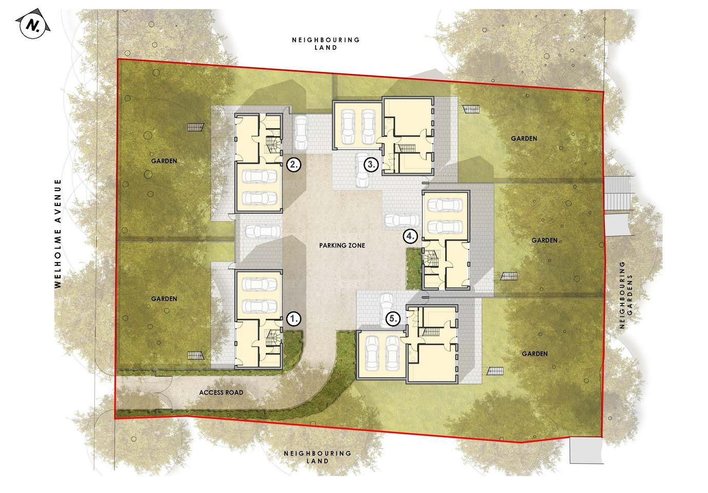 Welholme Avenue - Proposed site plan.jpg