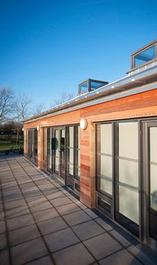 Hodson Architects HPS 03 Front long view