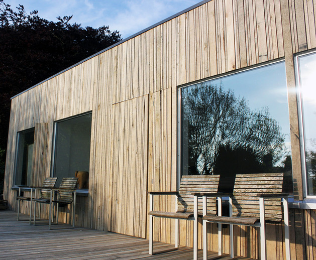 Hodson Architects Cromwell Extension sea