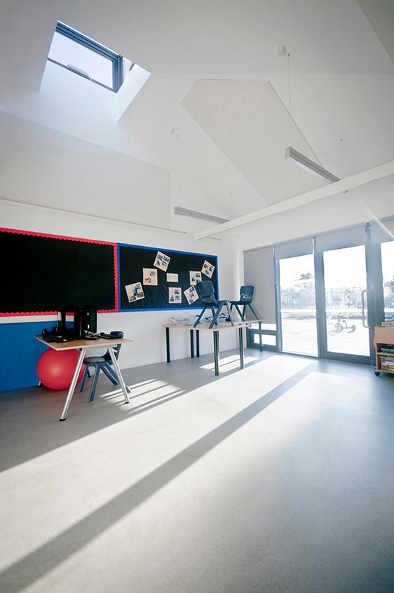 Hodson Architects HPS 06 Additional inte