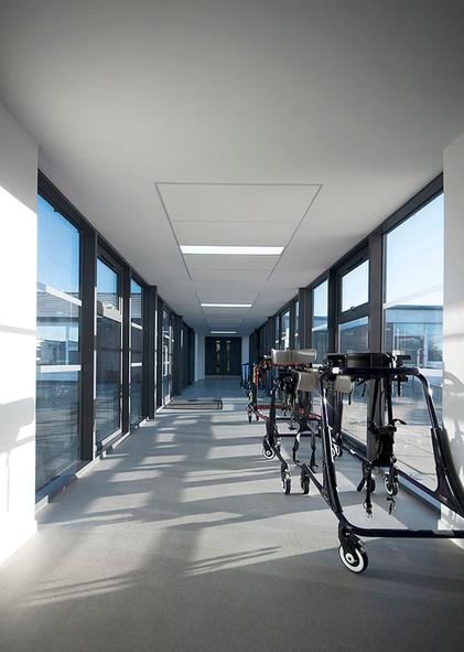 Hodson Architects HPS 07 Internal corrid