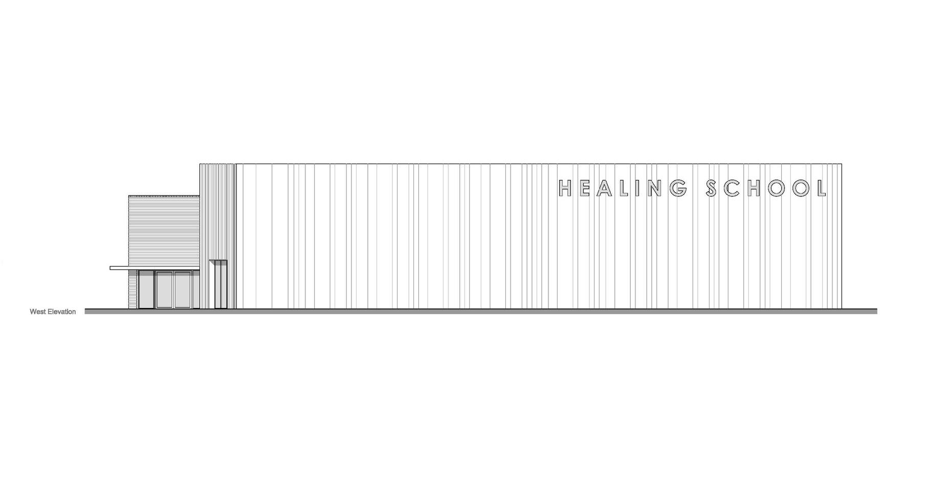 Healing School  West Elevation.jpg