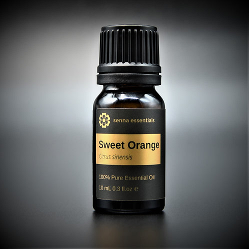 Sweet Orange Pure Essential Oil