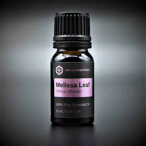 Melissa Leaf 100% Pure Essential Oil