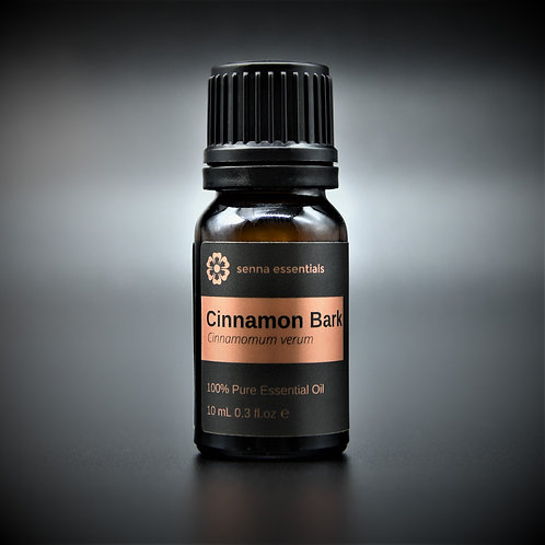 Cinnamon Bark Pure Essential Oil