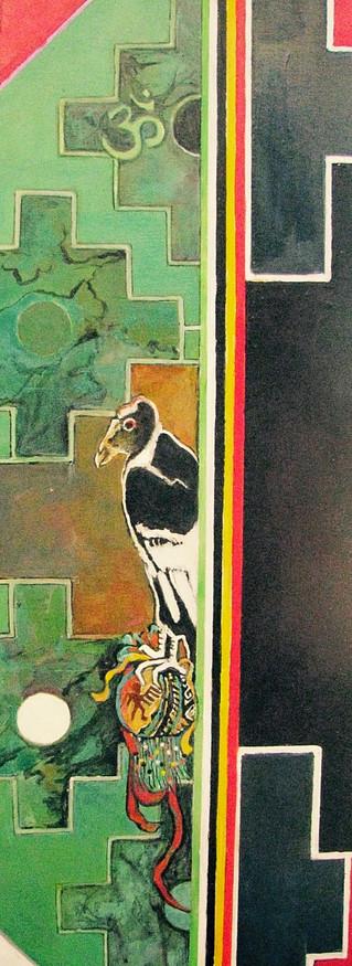 Chakana: In the East, the Condor Path