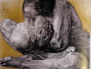 Art Expressing Grief and Loss: Woman with Dead Child by Käthe Kollwitz