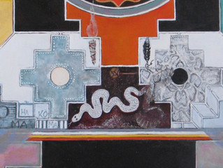 Chakana Mandala: Begin in the South