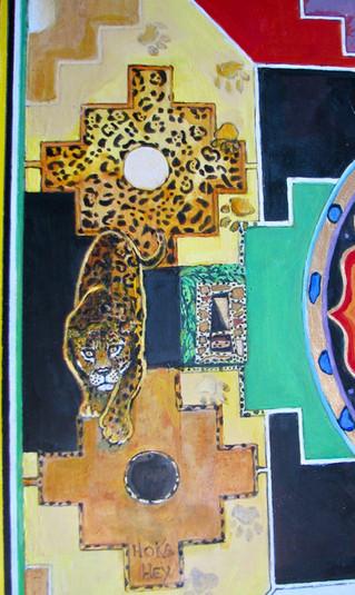 Chakana Mandala: Jaguar Spirit, Medicine of Integration