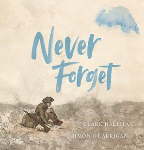 Never Forget (By: Clare Hallifax)