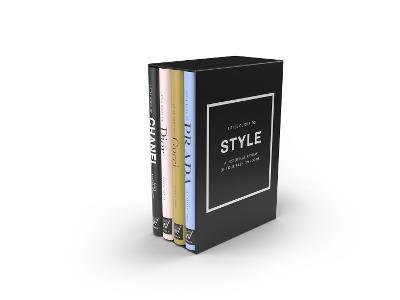 Little guides to style. The story of four iconic fashion houses.