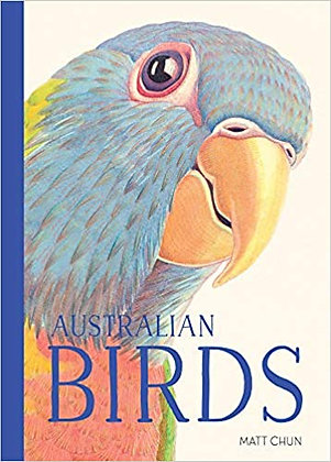 Australian Birds. By:Matt Chun