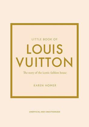 Little Book of Louis Vuitton (By: Karen Homer)