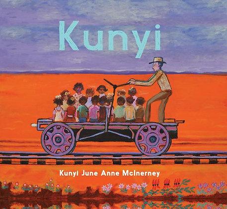 Kunyi (By: Kunyi June Anne McInerney)
