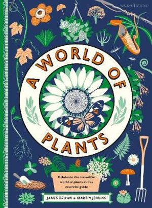 A World of Plants (By: Martin Jenkins & James Brown)