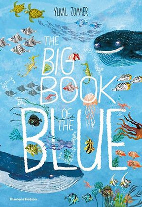 The Big Book of Blue (By: Yuval Zommer)