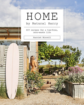 Home by Natural Harry. By: Harriet Birrell