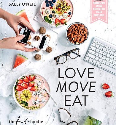 Love Move Eat (By: Sally O'Neil)