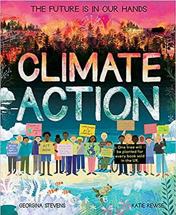 Climate Action: The future is in our hands (By: Georgina Stevens)