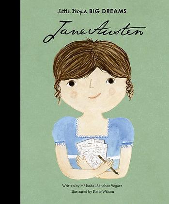 Little People, Big Dreams. Jane Austen (By: Maria Isabel Sanchez)