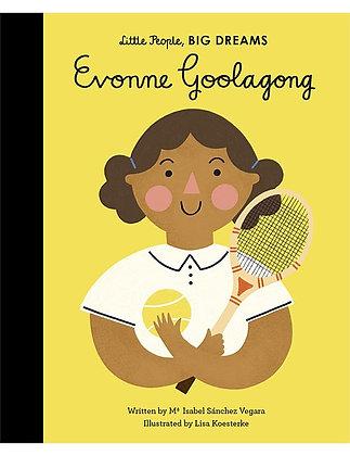 Little People, Big Dreams. Evonne Goolagong (By: Maria Isabel Sanchez)
