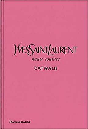 Yves Saint Laurent Catwalk.  (By: Andrew Bolton & Olivier Flaviano)
