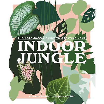 Indoor Jungle (By: Lauren Camilleri & Sophia Kaplan)