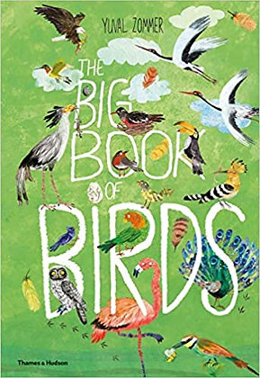The Big Book of Birds (By: Yuval Zommer)