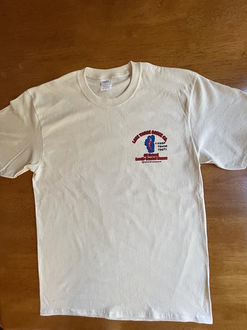 Lake Tahoe Sauce Co. Tee Shirt