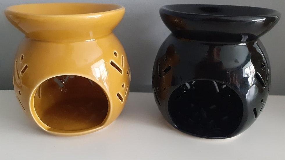 Large Cutout Wax Burner