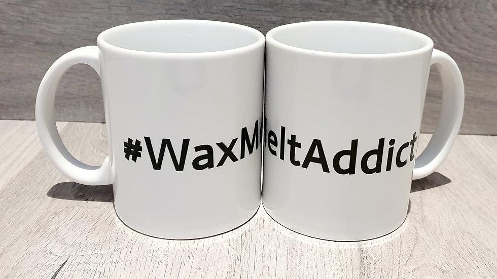 #WaxMeltAddict Mug