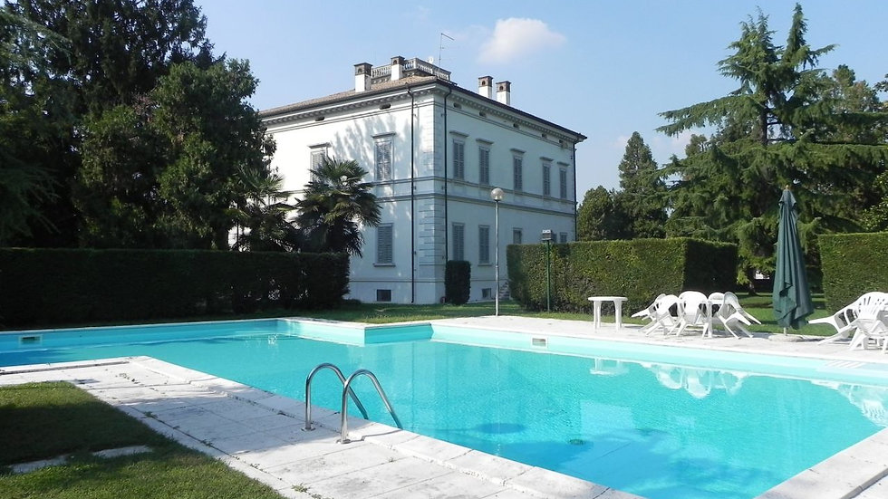 Luxus Villa in Italien