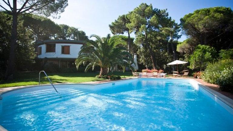 100 Meter zum Mittelmeer: Wunderschöne Villa