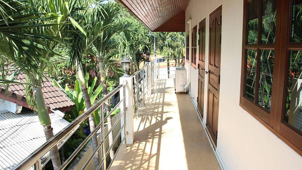 Strandhaus direkt am Meer in Phuket