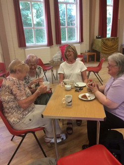 Coffee Morning St. Francis