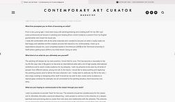 Interview_Collectors Vision Internationa