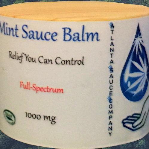 Full-Spectrum Mint Sauce Balm