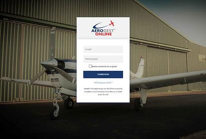 Réservation du vol avec Aérogest Résa