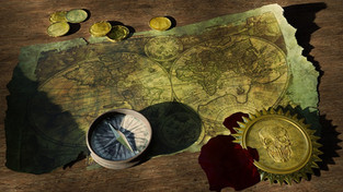 Onde está o tesouro do pirata Zulmiro?