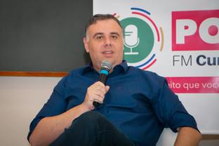 Imprensa livre é a garantia de um pensamento crítico, afirma Cristian Toledo