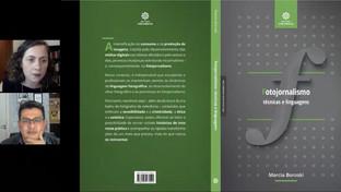 Professora lança livro sobre a atualidade do fotojornalismo