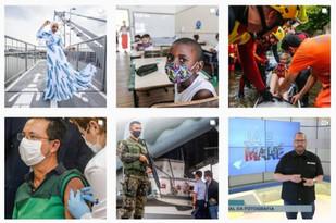 Estudante de jornalismo e fotojornalista documenta suas produções em página