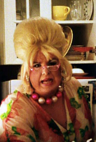 Sweetie as Bunnys Mother in Red Lipstick the Movie starring Miss Understood & Hedda Lettuce