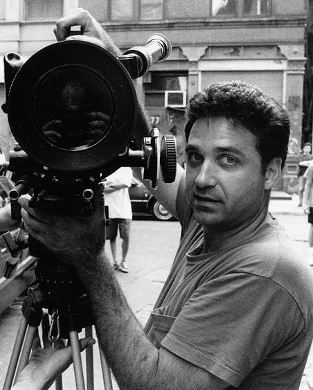 Frank DeMarco Director of Photography of Red Lipstick The Movie
