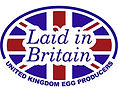 Laid In Britain Logo