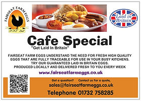 Cafe Special Flyer