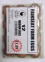 Our 12 Egg        HANDY PACK