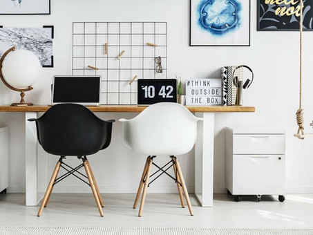 Home office: O futuro antecipado?