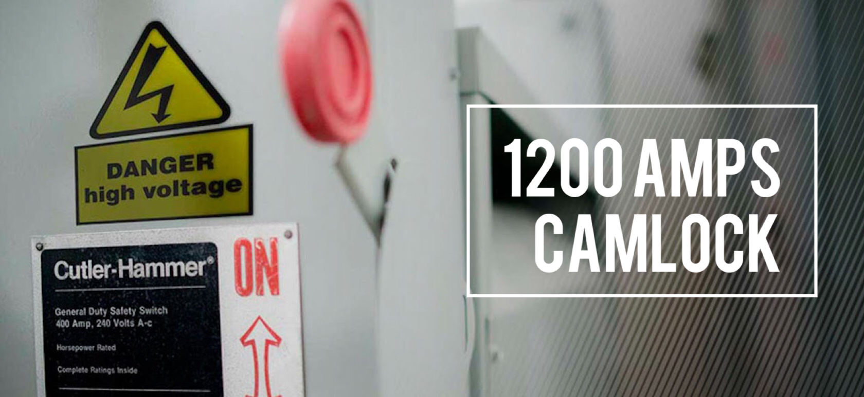 1200 AMPS CAMLOCK