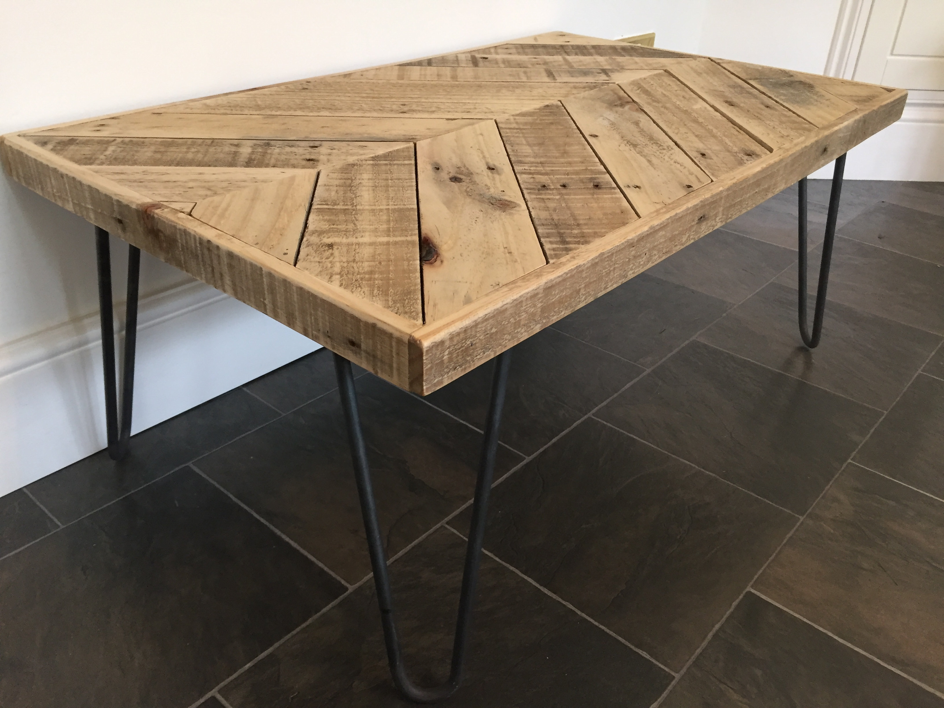 Reclaimed Wood Furniture Scaffold Furniture and Home Decor